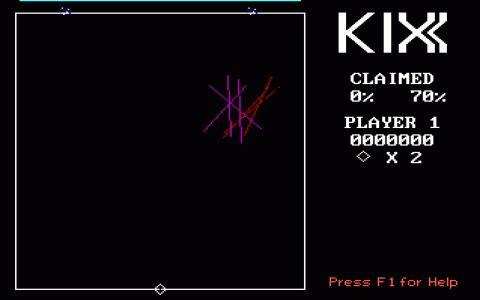 Kix - title cover