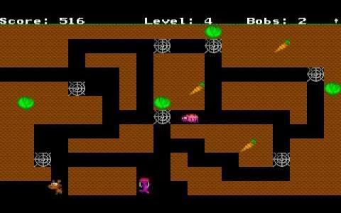 Bob the Hamster VGA - title cover