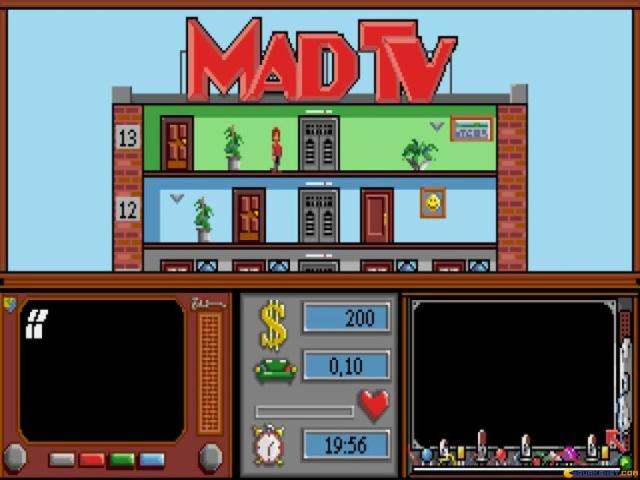 Mad TV - title cover