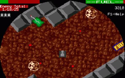 Hyper Tank - game cover