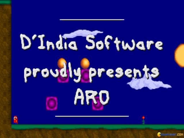 Aro - title cover