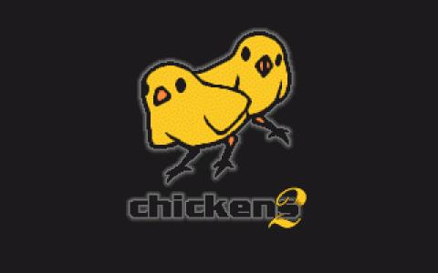 Chickens 2 - game cover