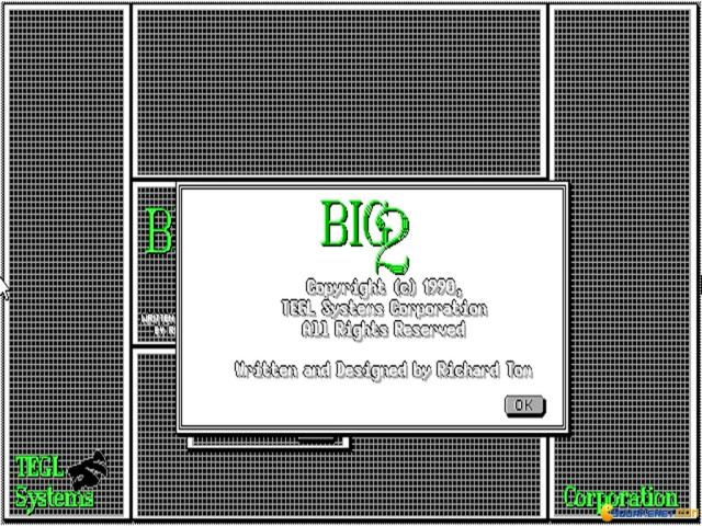 Big 2 - title cover