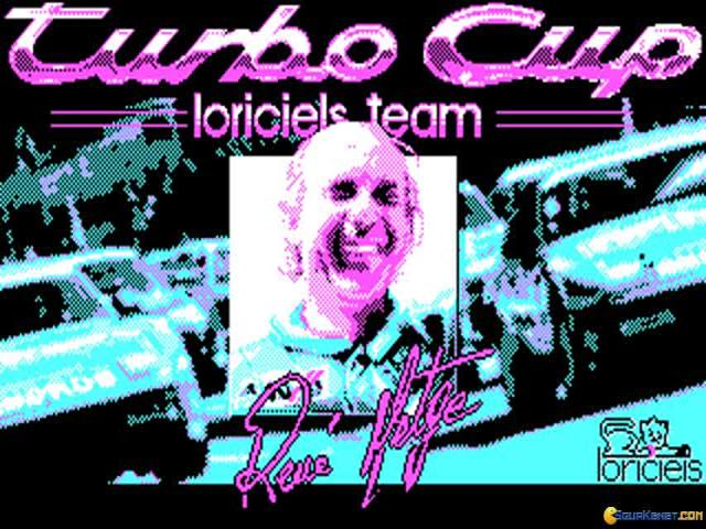 Turbo Cup - title cover