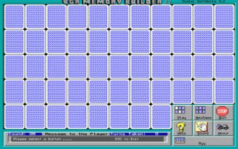 VGA Memory Builder - title cover