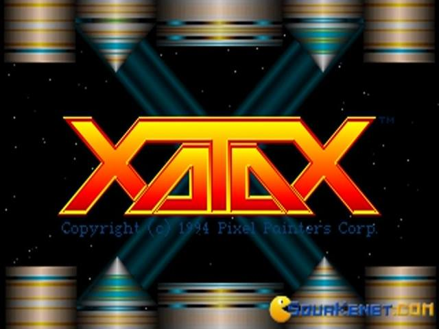 Xatax - title cover