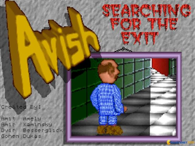 Avish - game cover