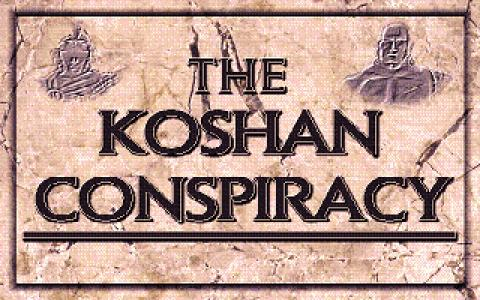B.A.T. II - The Koshan Conspiracy - game cover