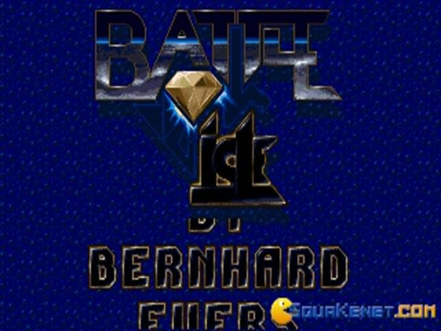 Battle Isle - title cover