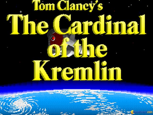 Cardinal of the Kremlin, The - title cover