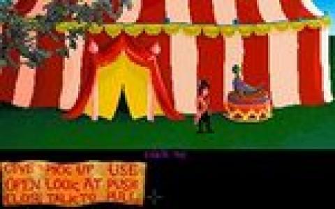 Cirque de Zale - title cover