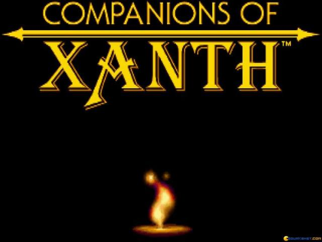 Companions of Xanth - title cover