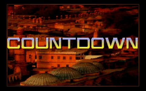 Countdown - title cover