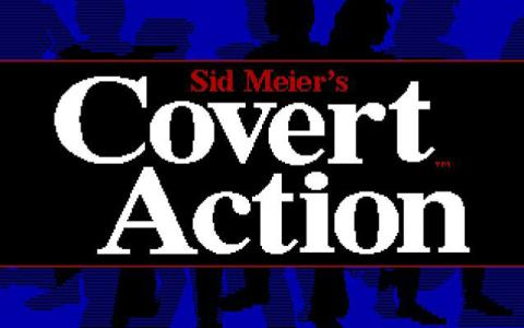 Covert Action - title cover