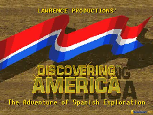 Discovering America - title cover