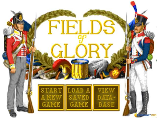 Fields of Glory - game cover