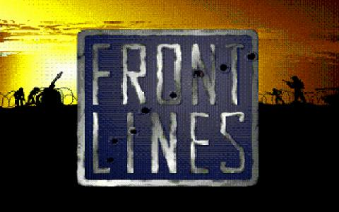 Front Lines - game cover