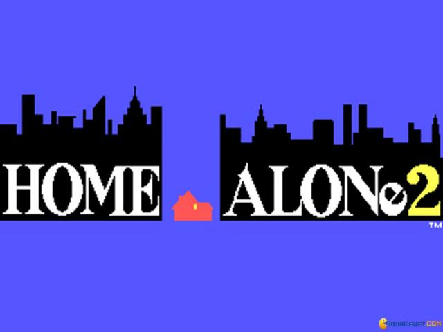 Home Alone 2 - Lost In New York - title cover