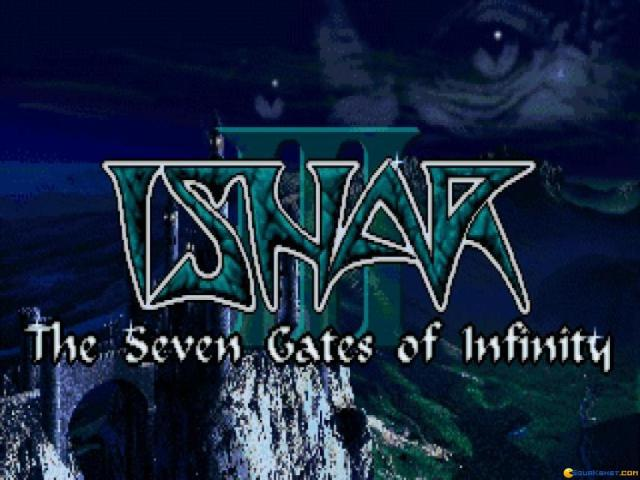 Ishar 3 - game cover