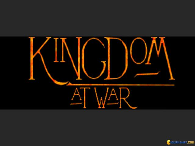 Kingdom At War - game cover