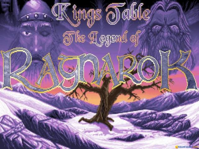 Kings Table - The Legend of Ragnarok - title cover