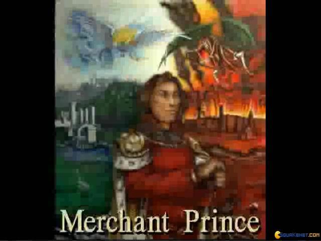 Merchant Prince - title cover