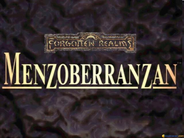 Menzoberranzan - title cover