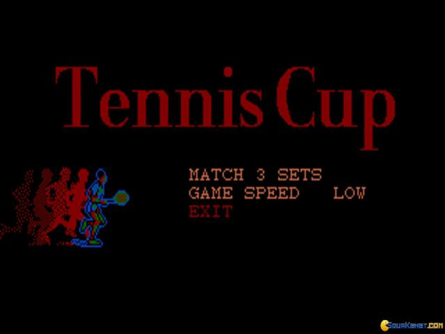Tennis Cup - title cover