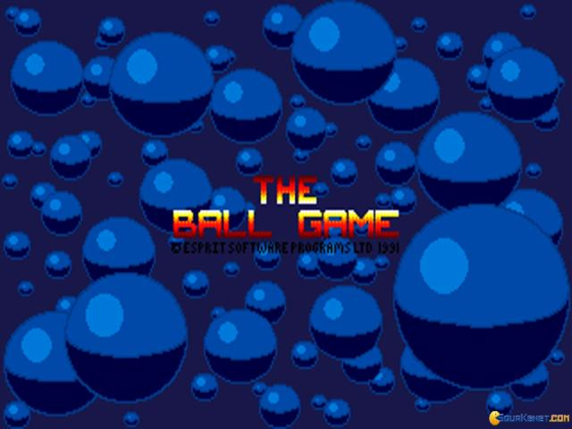 Ball Game - title cover