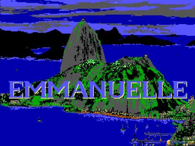 Emmanuelle - game cover