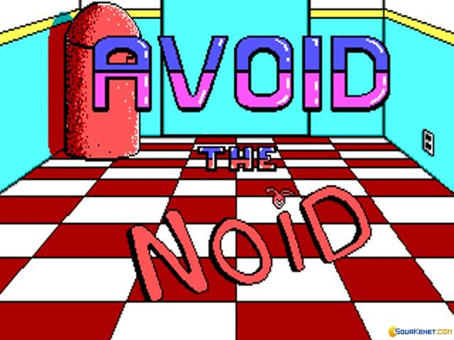 Avoid the Noid - title cover