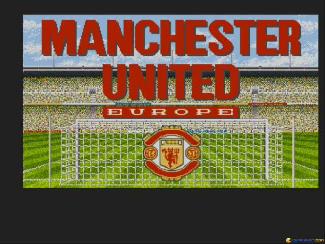 Manchester United Europe - title cover