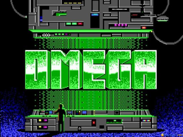 Omega - game cover