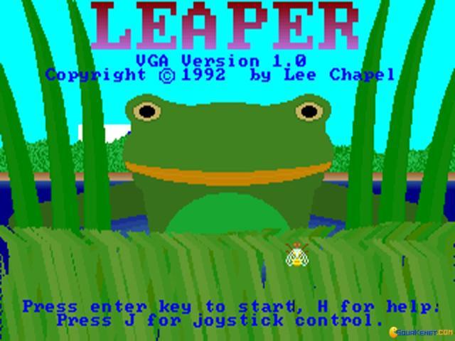 Vleaper - title cover