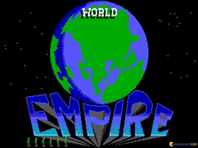 World Empire - title cover