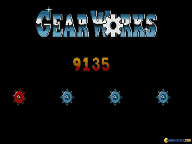 Gear Works - title cover