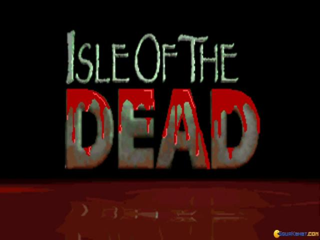 Isle Of The Dead - game cover