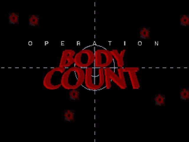 Operation Body Count - title cover