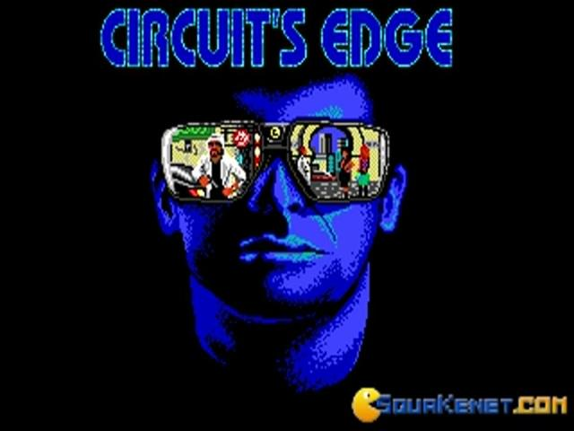 Circuit's edge - title cover