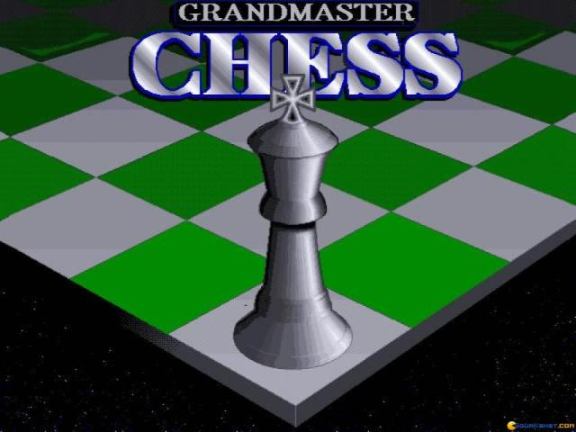 Grandmaster Chess - title cover