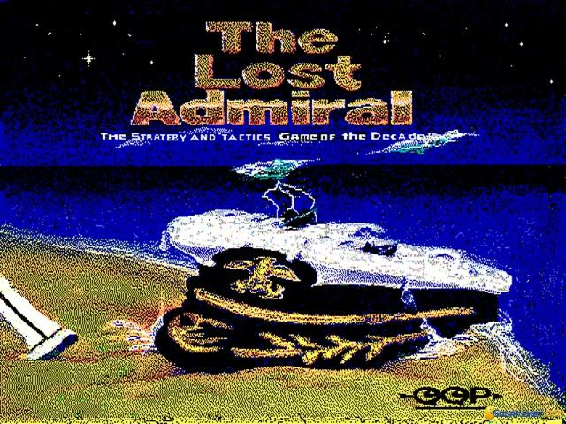 Lost Admiral, The - title cover