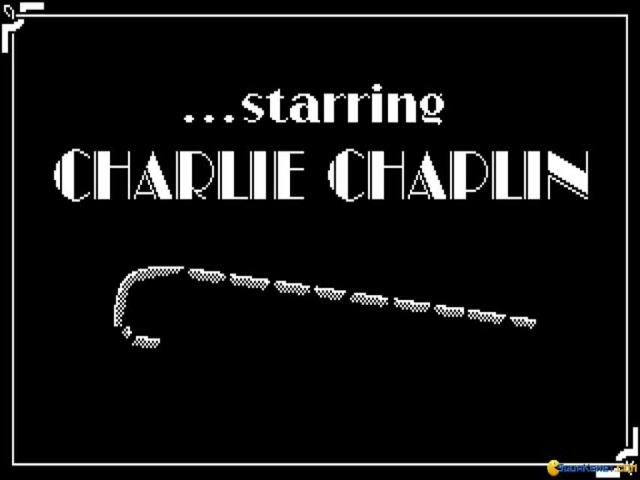 Charlie Chaplin - title cover