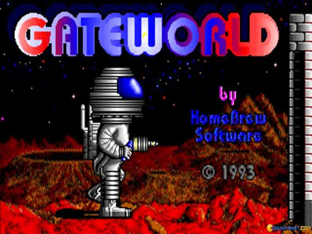 GateWorld 1 - title cover