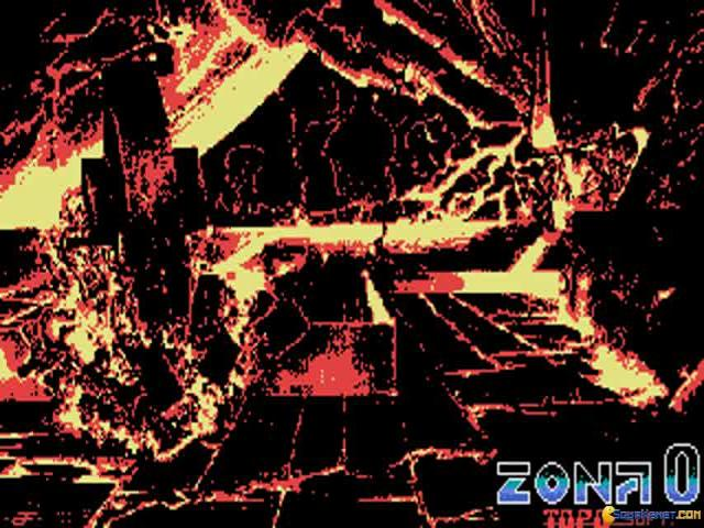 Zona 0 - title cover