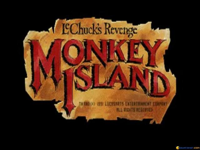 Monkey Island 2: LeChuck's Revenge - game cover