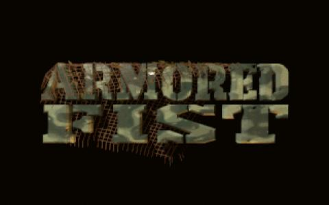 Armored Fist - game cover
