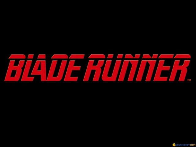Blade Runner - title cover