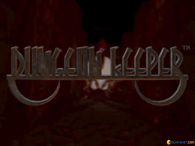 Dungeon Keeper - game cover