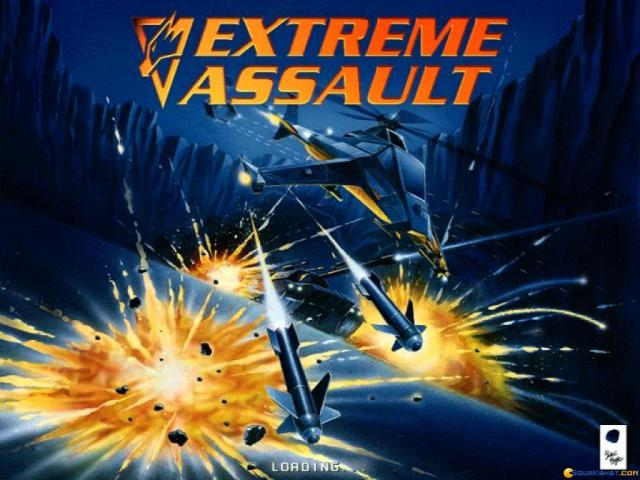 Extreme Assault - title cover