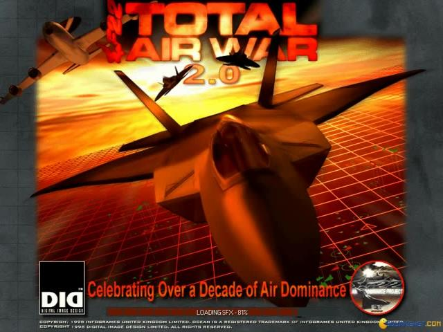F22 Total Air War - title cover